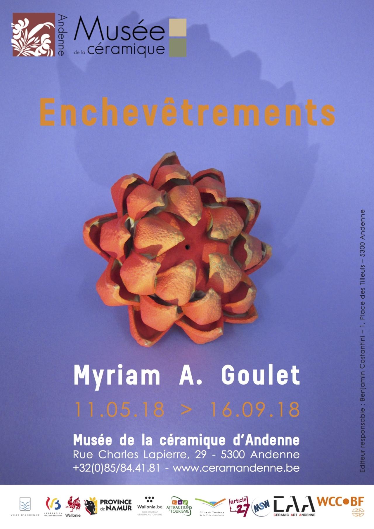 MYRIAM A. GOULET News